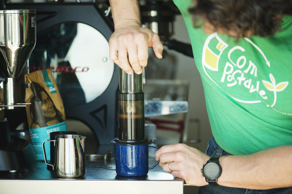 How To Brew Aeropress Coffee