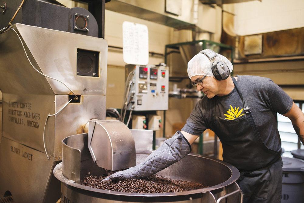Coffee Roasting Light Roast