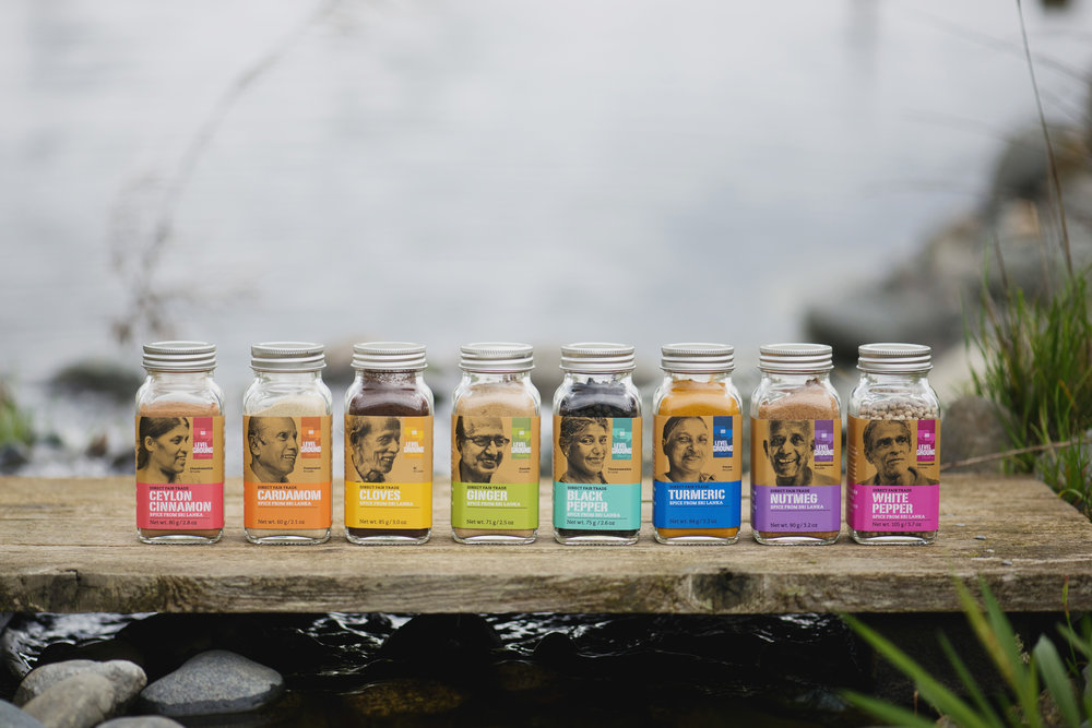 Level Ground Spices
