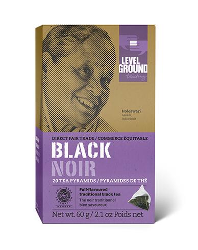 Black Tea: Pyramid + Loose Leaf