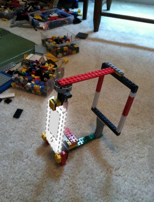 #InstaBrick frame turns LEGO into Instagram filters