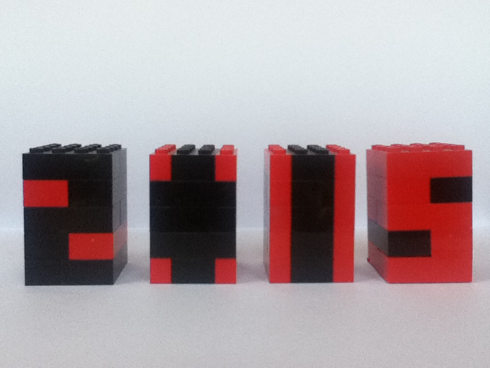 LEGO year, 2015