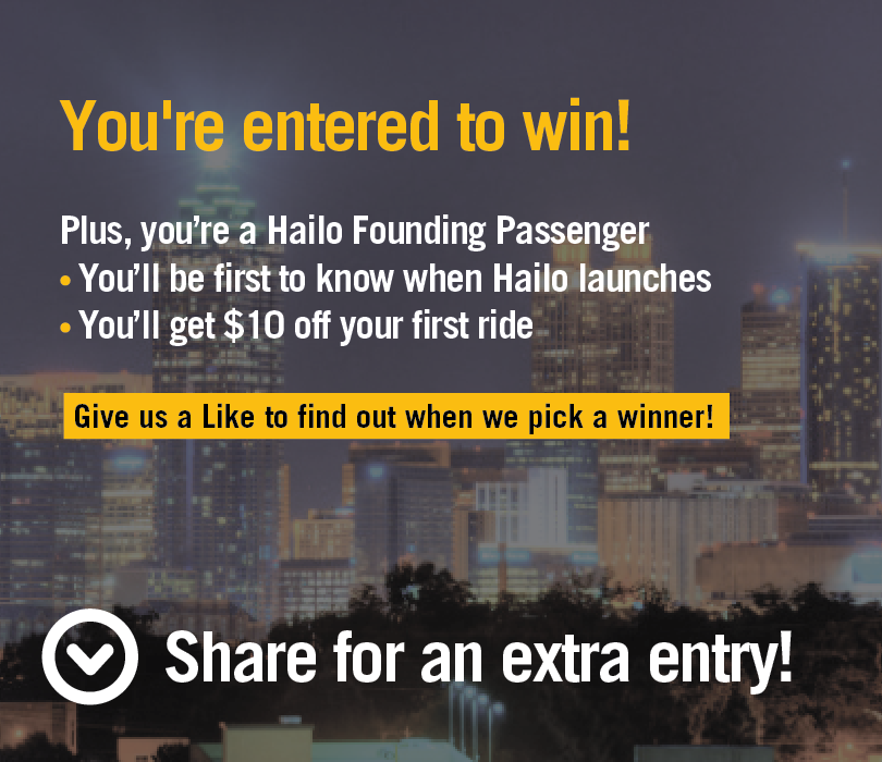 Facebook sweepstakes page (2/2)