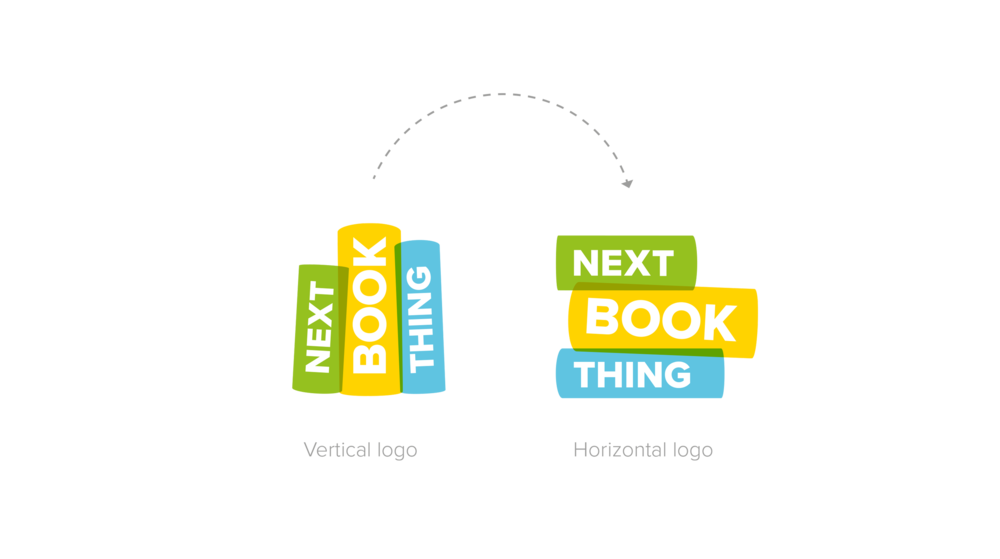 Vertical & horizontal logo