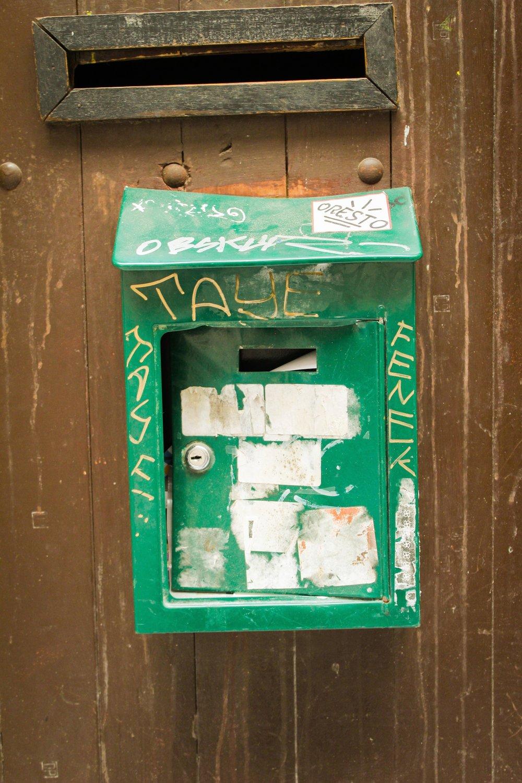 Letterbox design