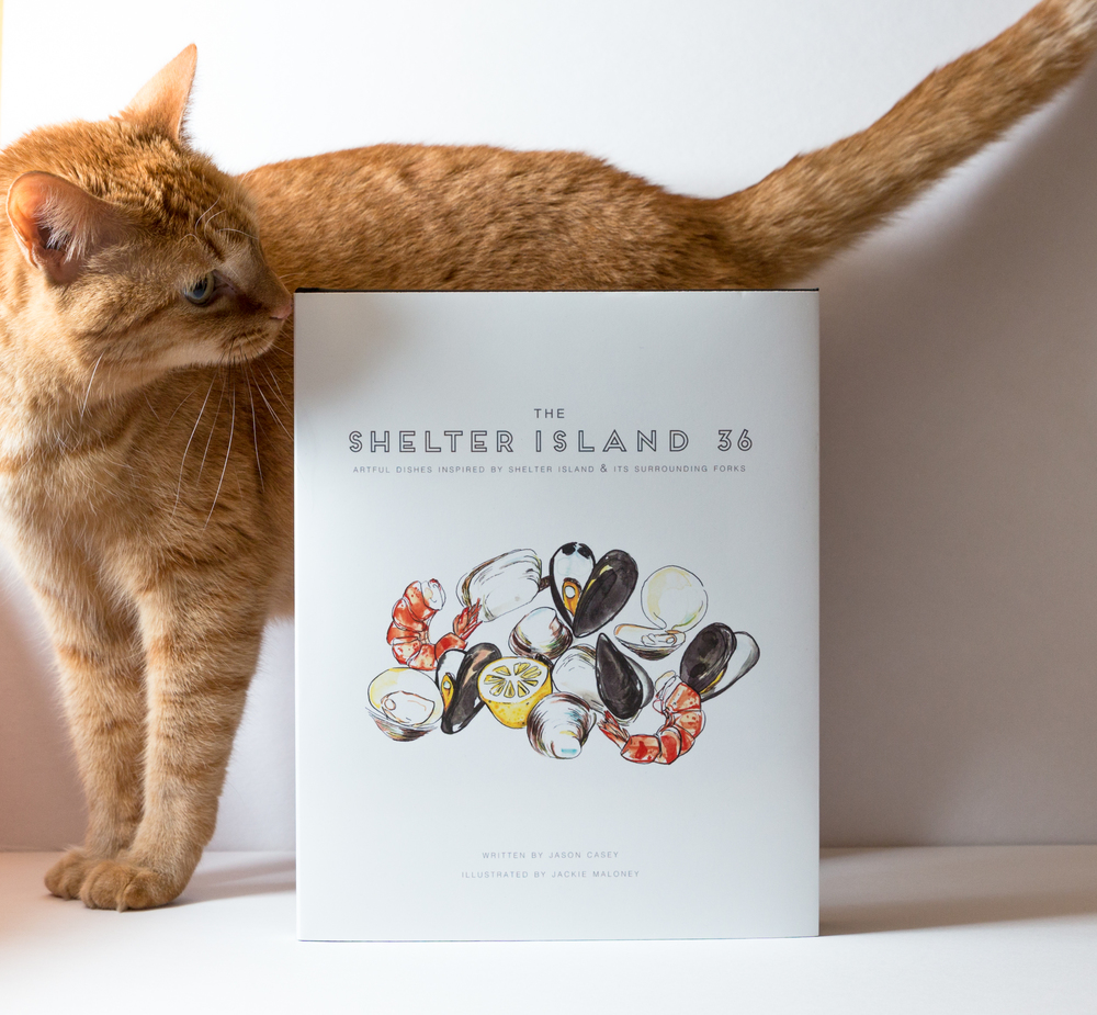 Even the animals are excited about this purrrrrfect collection of recipes.