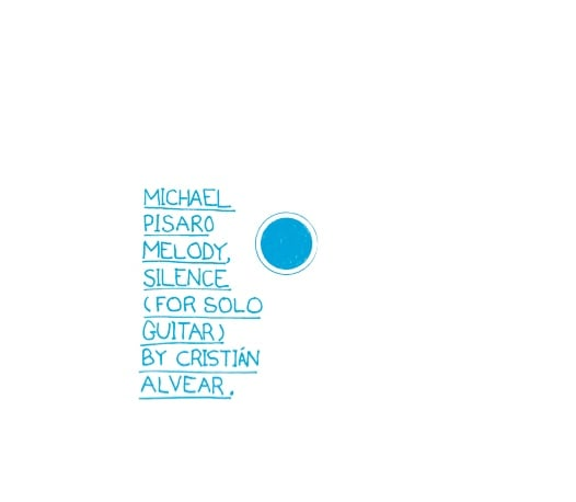 Michael Pisaro - Melody, Silence (Potlatch)