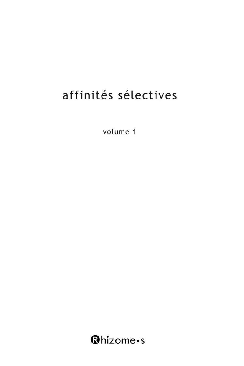 affinitesselectives