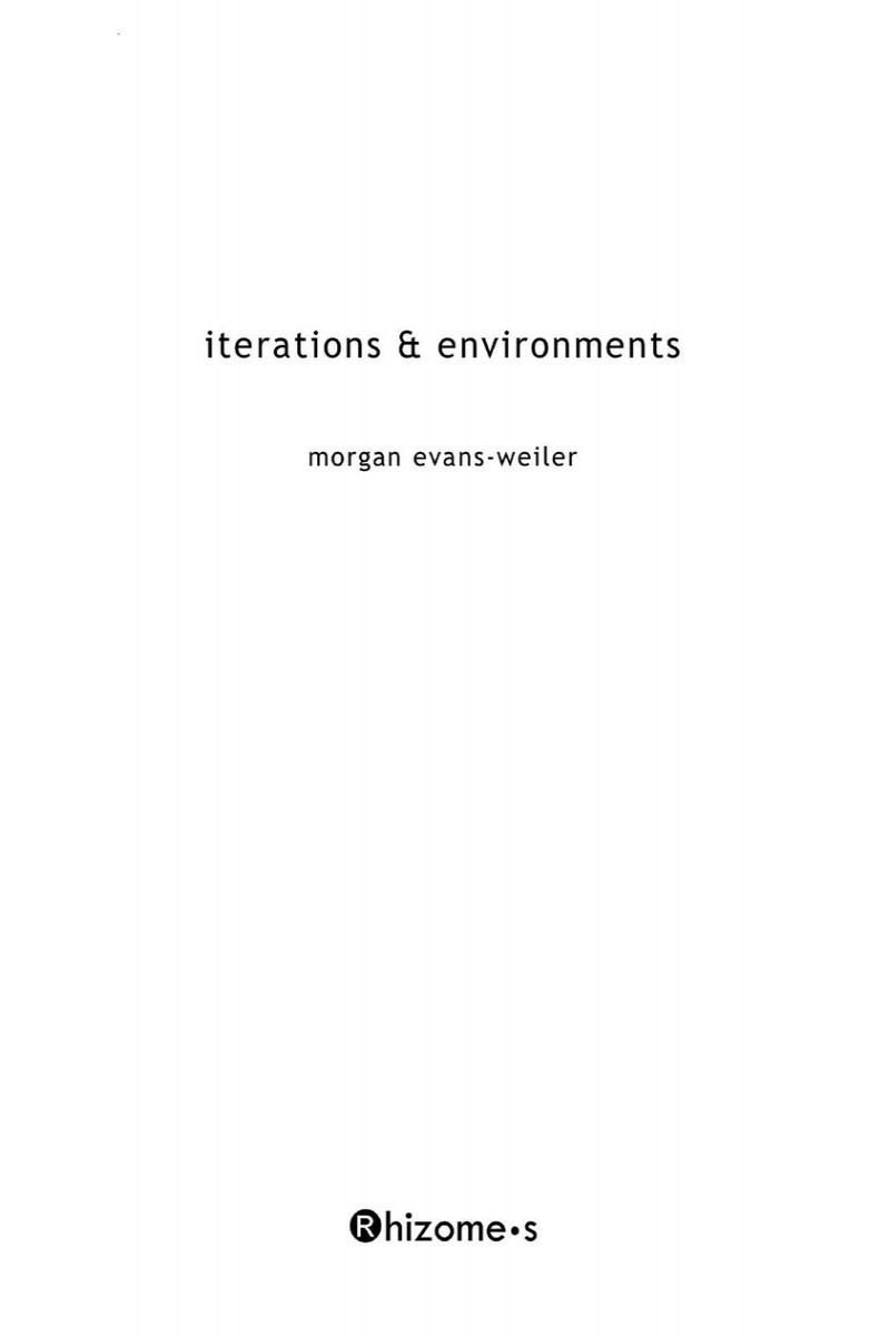 iterationsenvironments