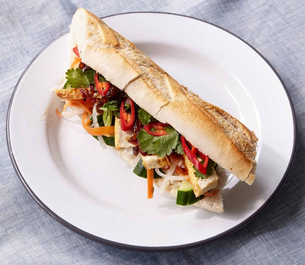 We've been featured in The Guardian! Check out our lemongrass tofu banh mi recipe in the Guardian's 'Six of the Best Picnic Sandwiches', or in The Guardian, this weekend.  https://www.theguardian.com/lifeandstyle/2018/jun/16/six-of-the-best-picnic-sandwiches