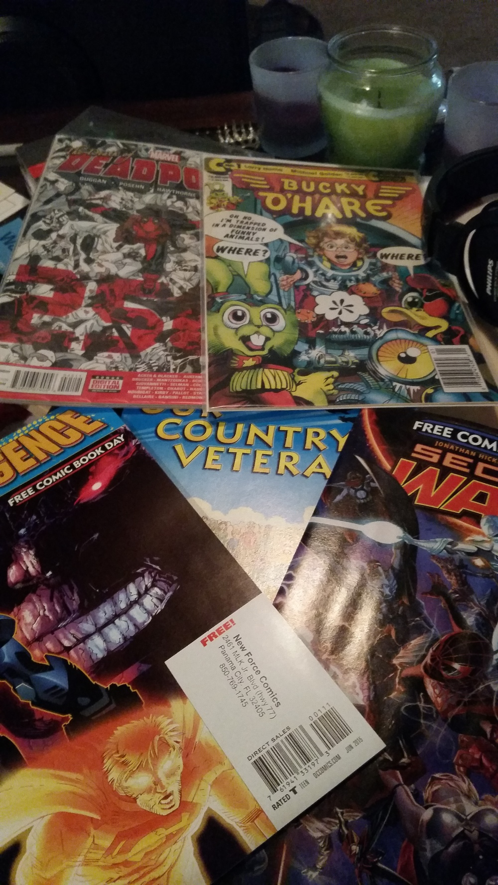 freecomicbookday2015