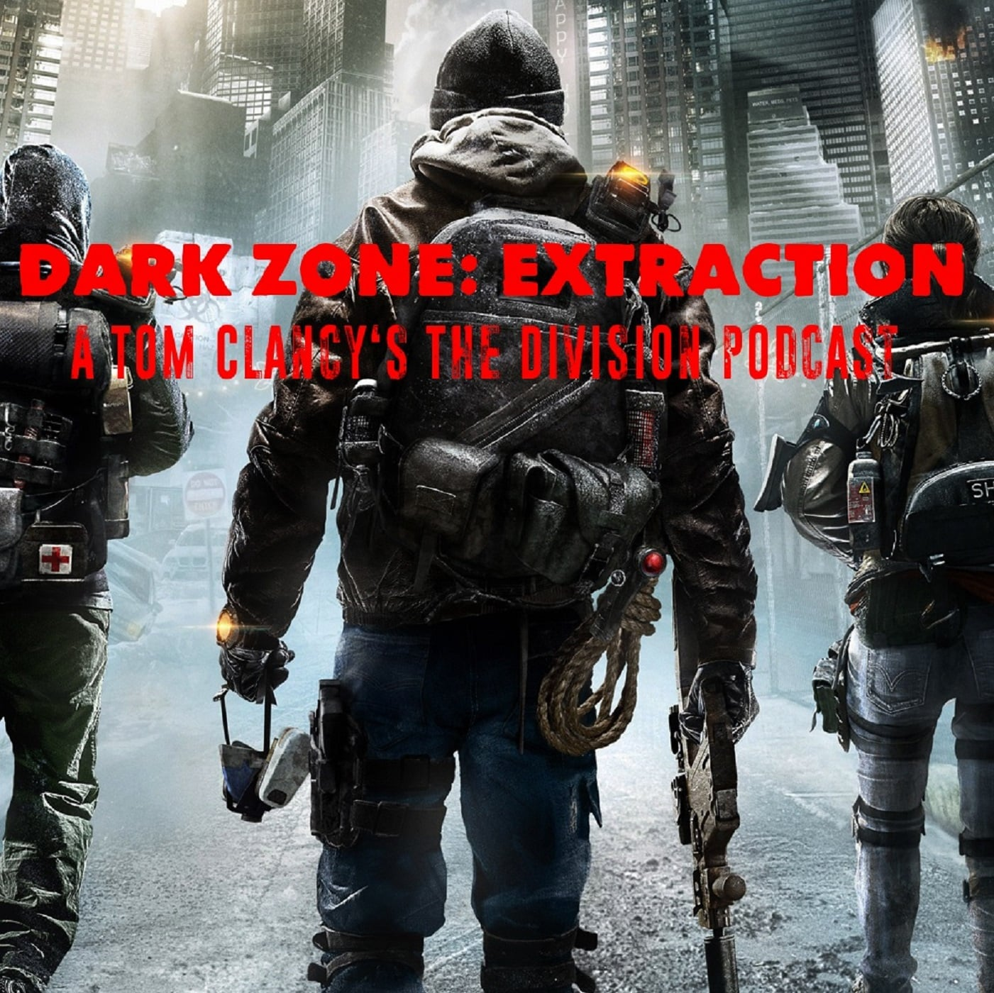 Dark Zone: Extraction - Stasis Geek Studio
