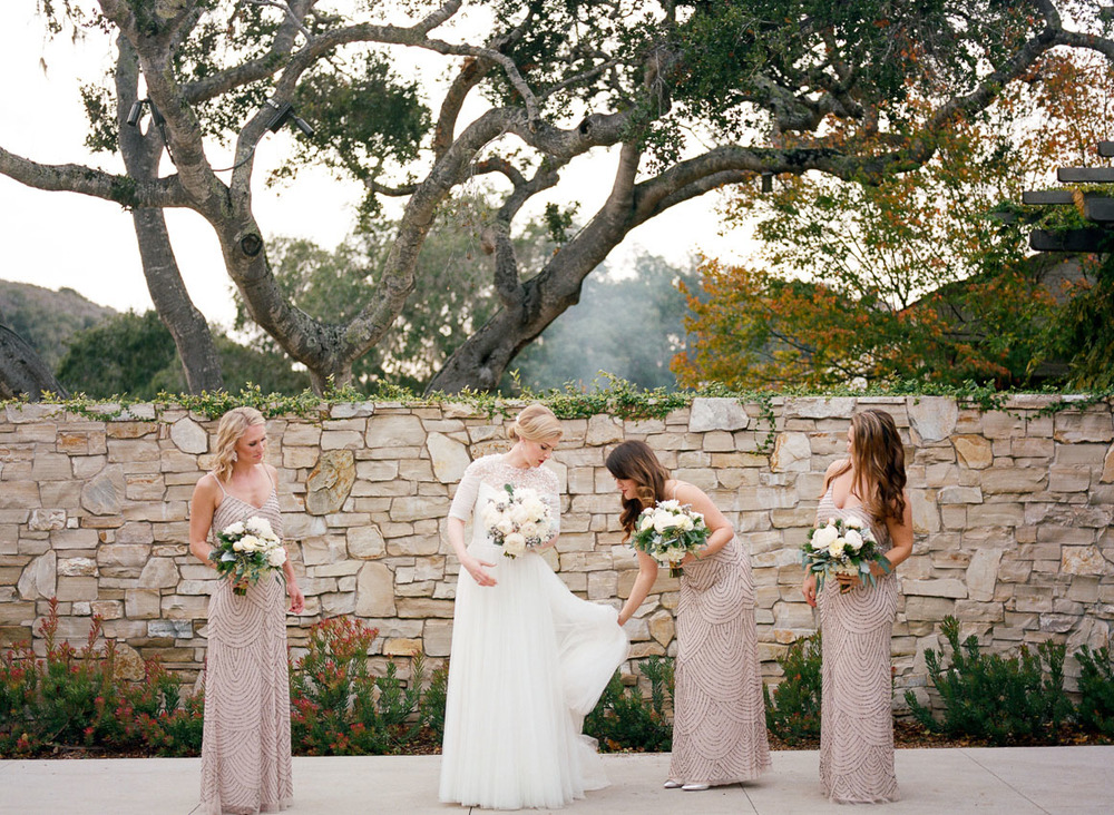 Carmel Valley Ranch Wedding photogrpahy by Napa wedding photographers, The deJaureguis