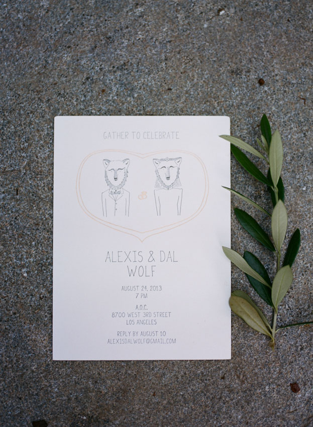 Beverly Hills wedding by Napa based The deJaureguis