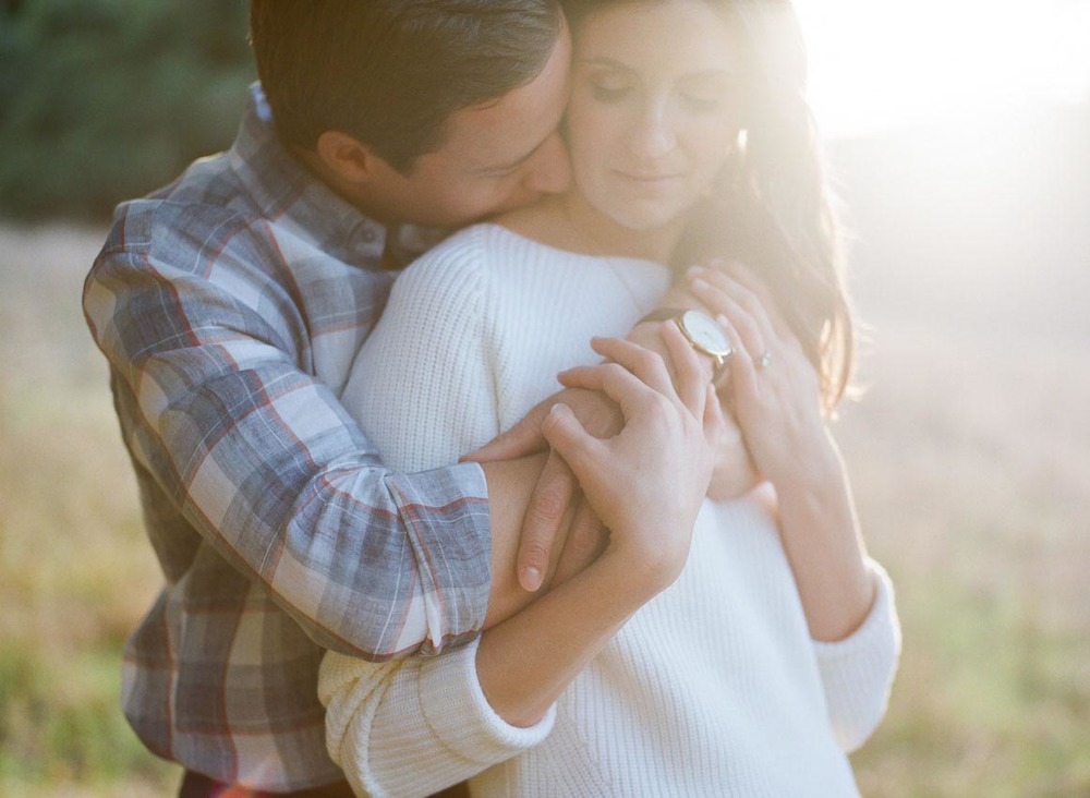 Napa Valley Engagement session