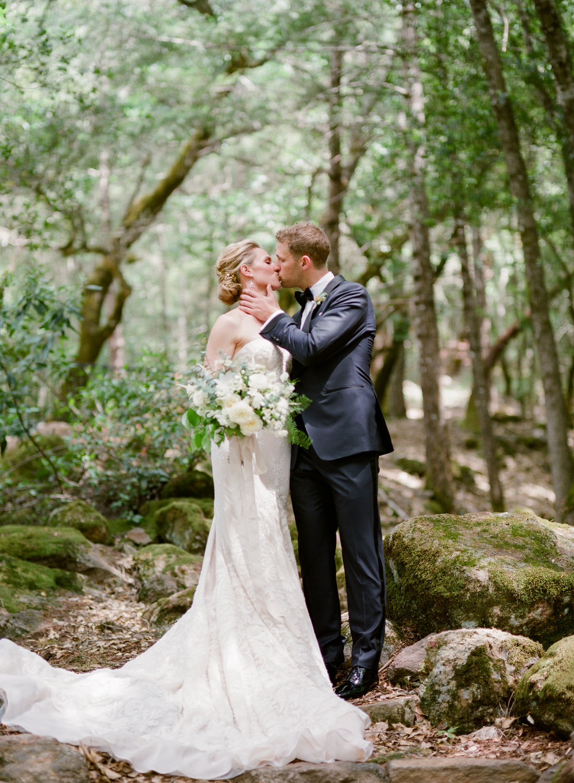 Calistoga Ranch wedding by The de Jaureguis