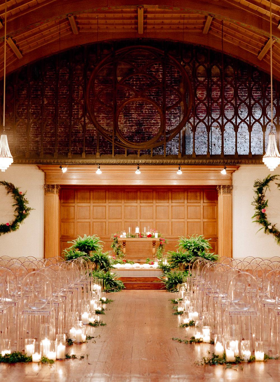 Loft on Pine wedding