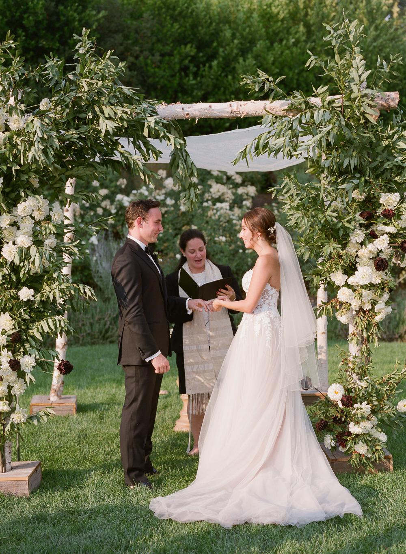 Calistoga Wedding by The de Jaureguis
