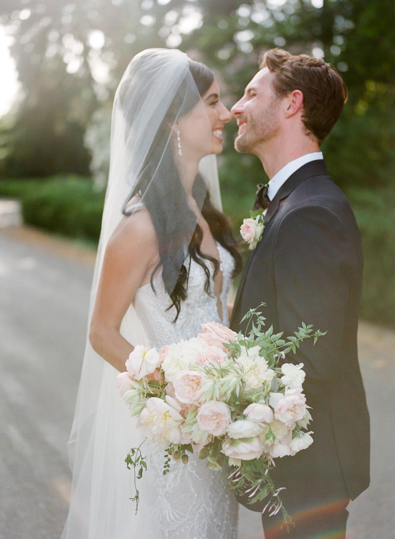 Park Winters wedding by the de Jaureguis