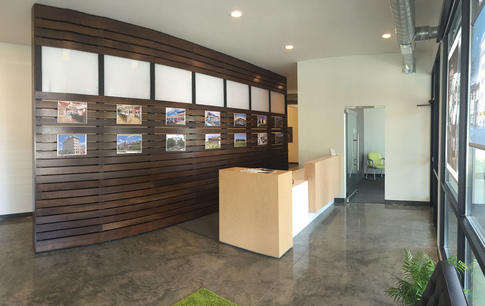 CRW office interior