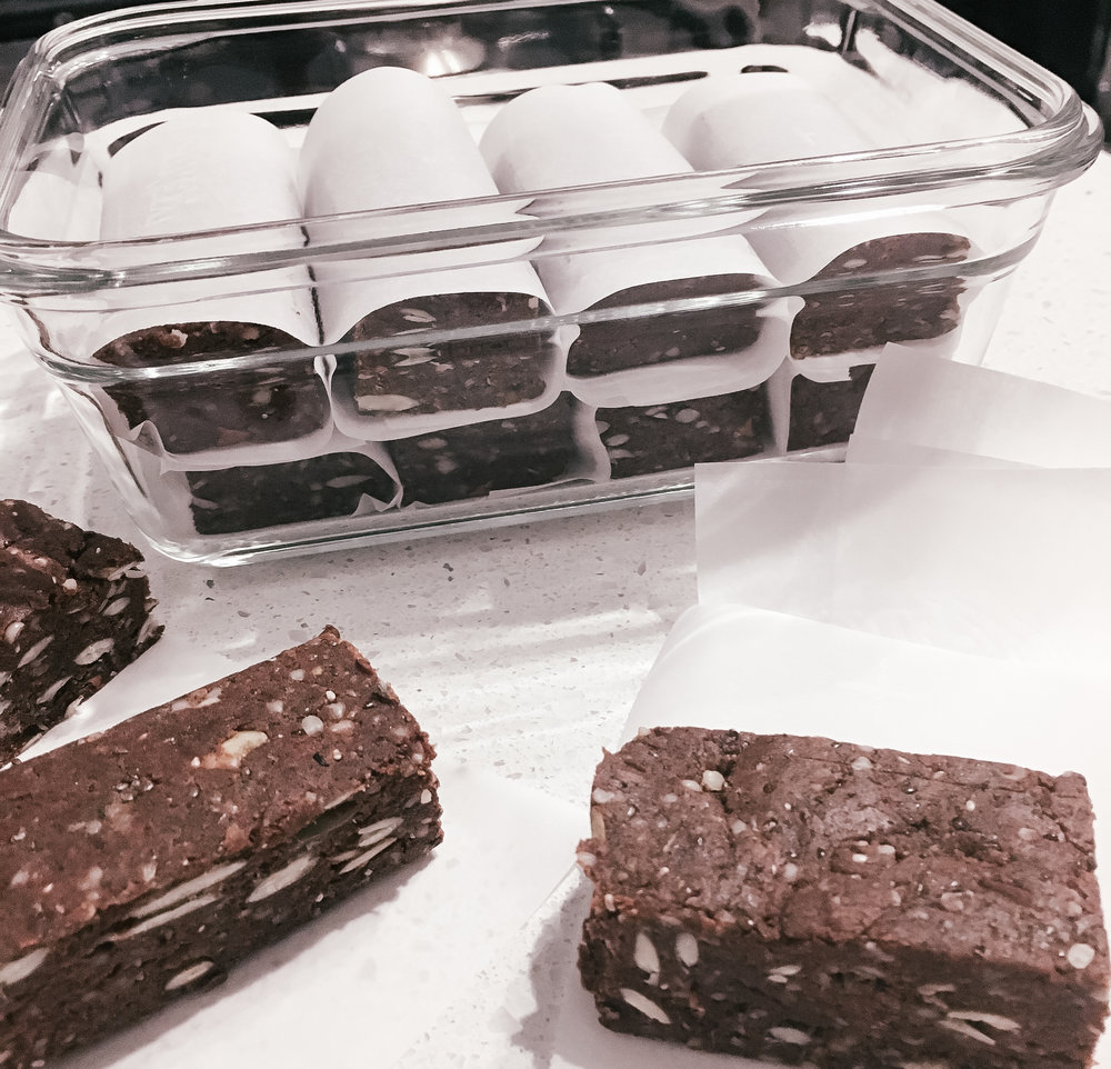 Power Protein Bars
