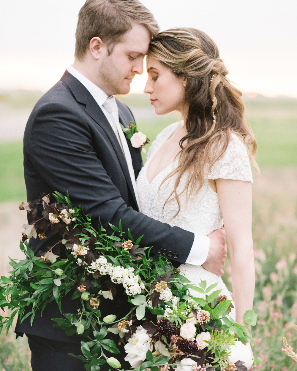 norland estate lethbridge wedding