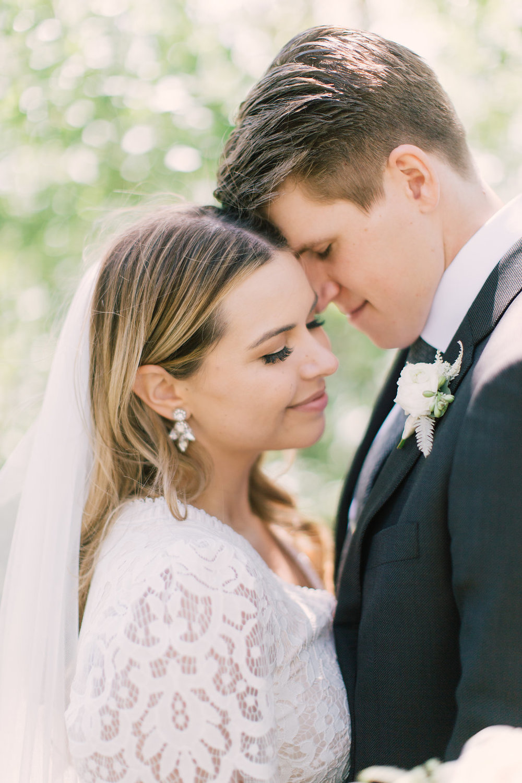 Jordan + Carson - Deane House Wedding