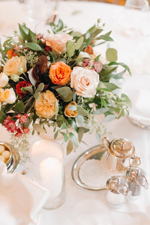 Fleurish Flower Shop Summer Wedding Florals