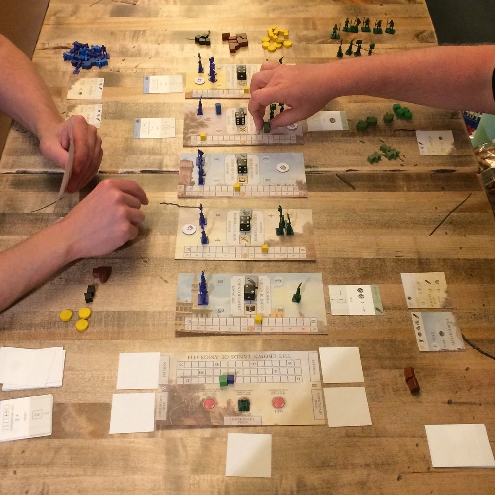 Crownlands Prototype