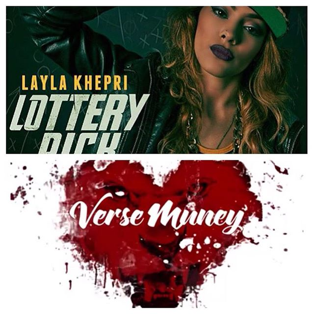 Make sure y'all go to @spinrilla and check out new #mixtape from ichor music goups arist @laylakhepri #lotterypick and @versemuney #lionhearted both out now exclusively on #spinrilla #img #ichormusicgroup  And don't forget if your in #philly tonight go check out #laylakhepri at #voltagelounge #thingschangetour