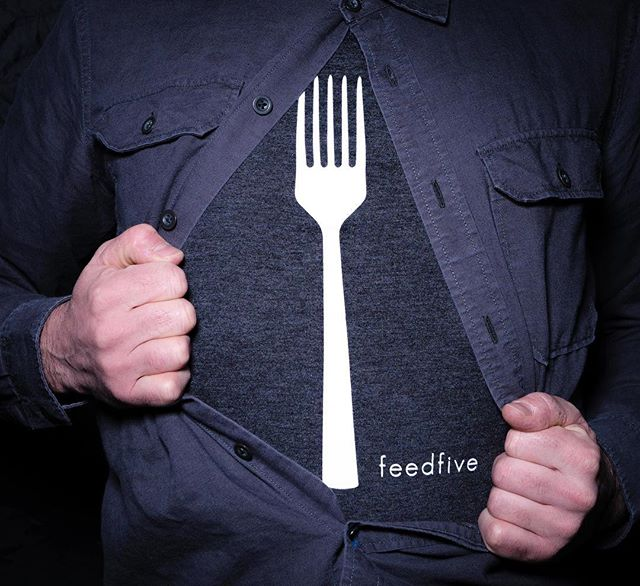 For Father's Day, get your dad a feedfive t-shirt or apron and give five meals to five hungry people. 👨👴👕🍴 Purchase at feedfive.ca [link in bio] . Photo cred: Photo Aurora Borealis