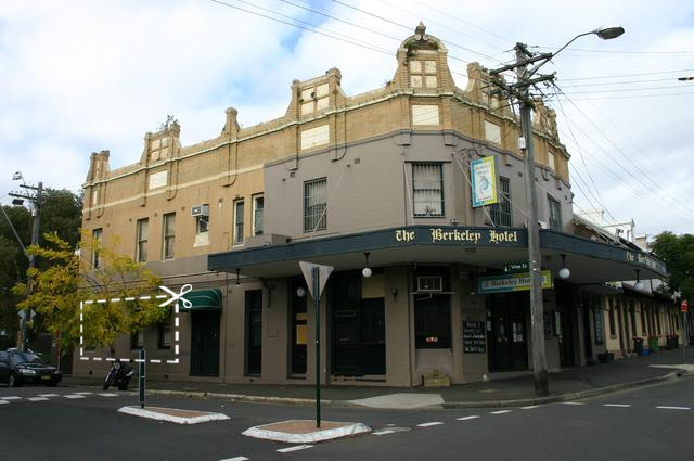 THE BERKELEY HOTEL REDFERN