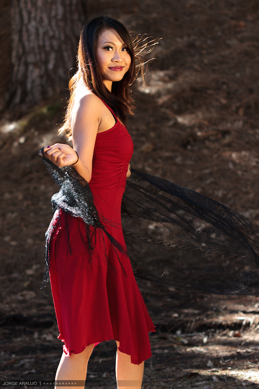 Model: Josephine Photographer: Jorge Araujo