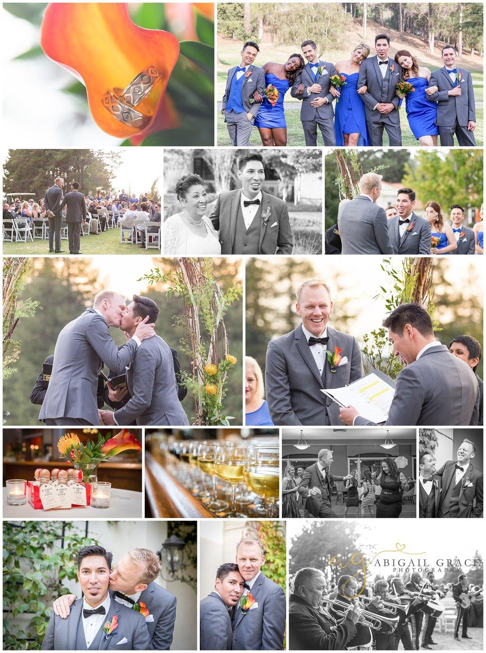 San Francisco Gay Wedding Photos