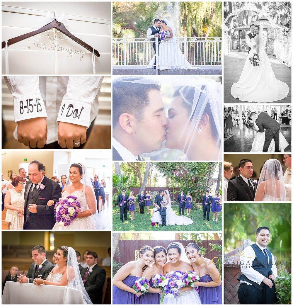 thousand oaks wedding photos