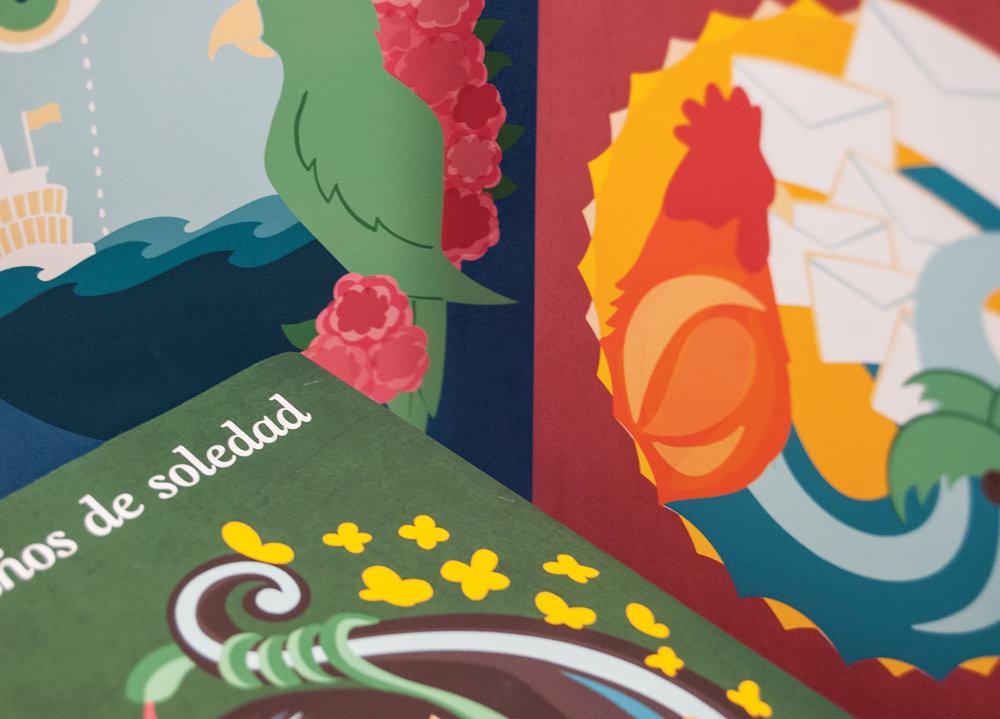 Márquez Book Cover Collection