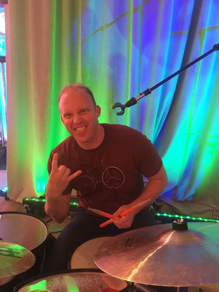 Brian Nelson-Palmer Drummer