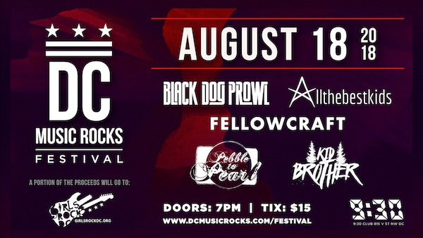 DC Music Rocks Festival FB Cover ft Fellowcraft