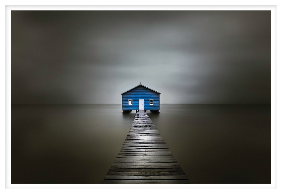 Isolation - Perth boat shed