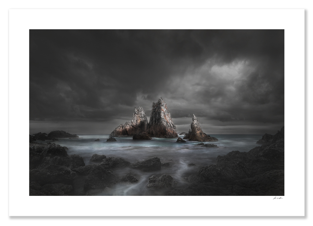 The Illusion of Great Light. Camel Rock - Adam Williams
