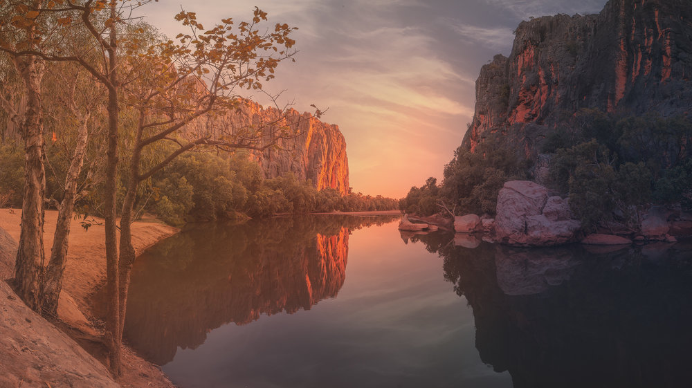 Windjana Gorge - The Legend of Jandamarra