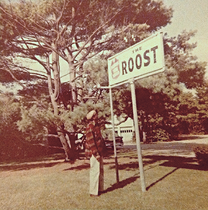 GREAT-UNCLE HENRY HYLTON  |  Owner, The Roost