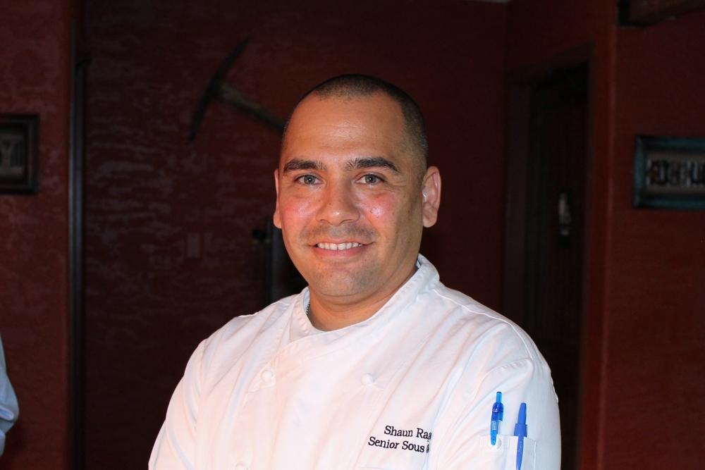 Chef Shaun Rago