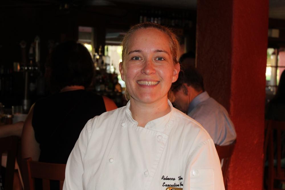 Chef Rebecca Tillman