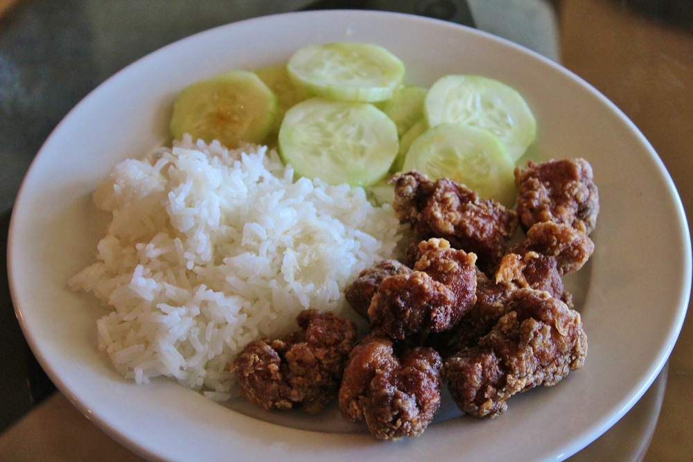 Hakka-style fried pork belly