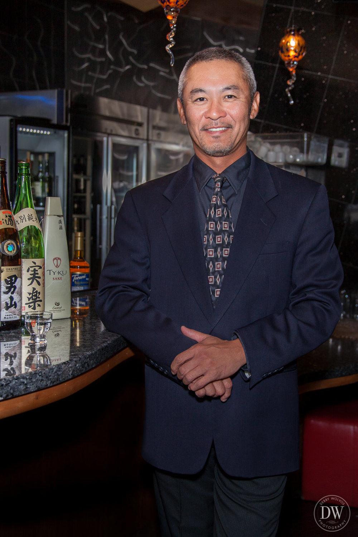 Yuji-master-sake-sommelier