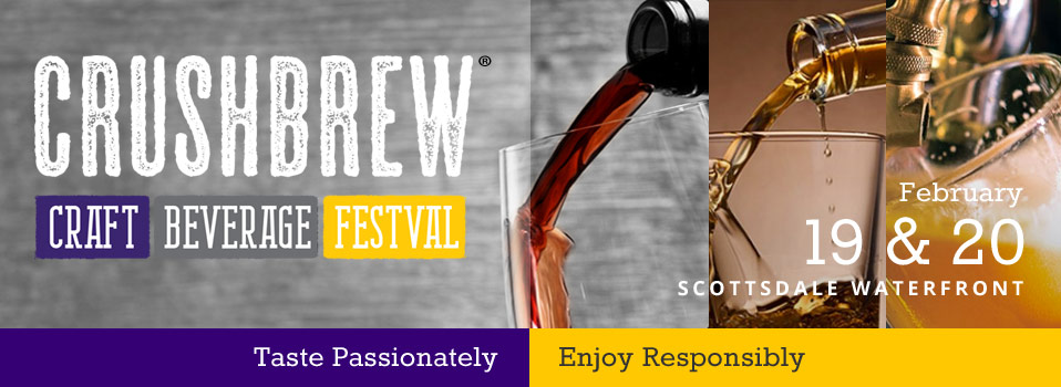 crushbrew craft festival