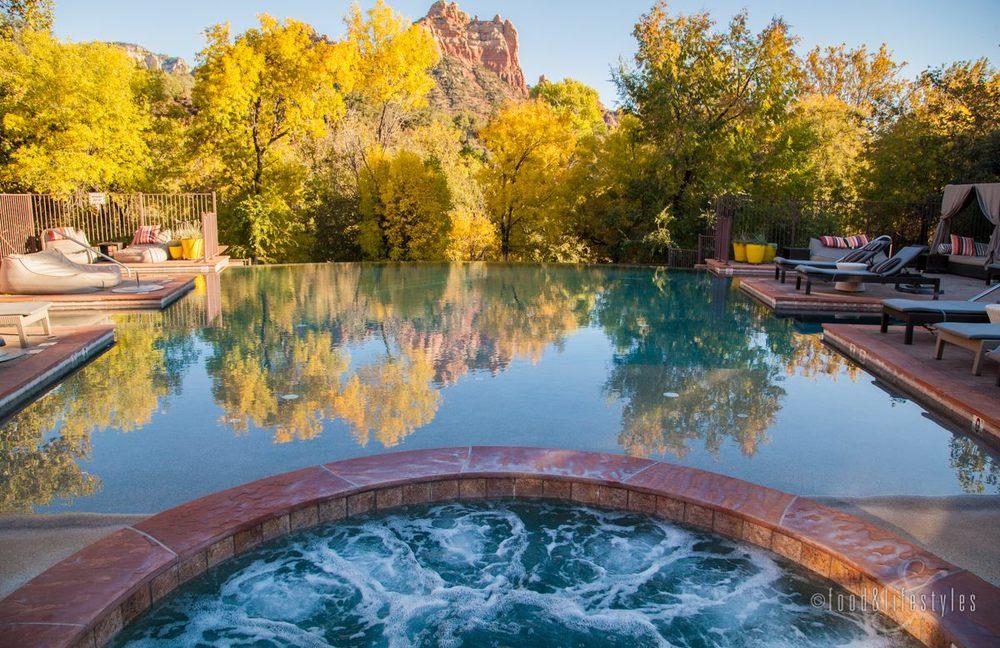 Distance From Sedona To Phoenix >> Sedona: Amara Resort and Spa — Write On Rubee