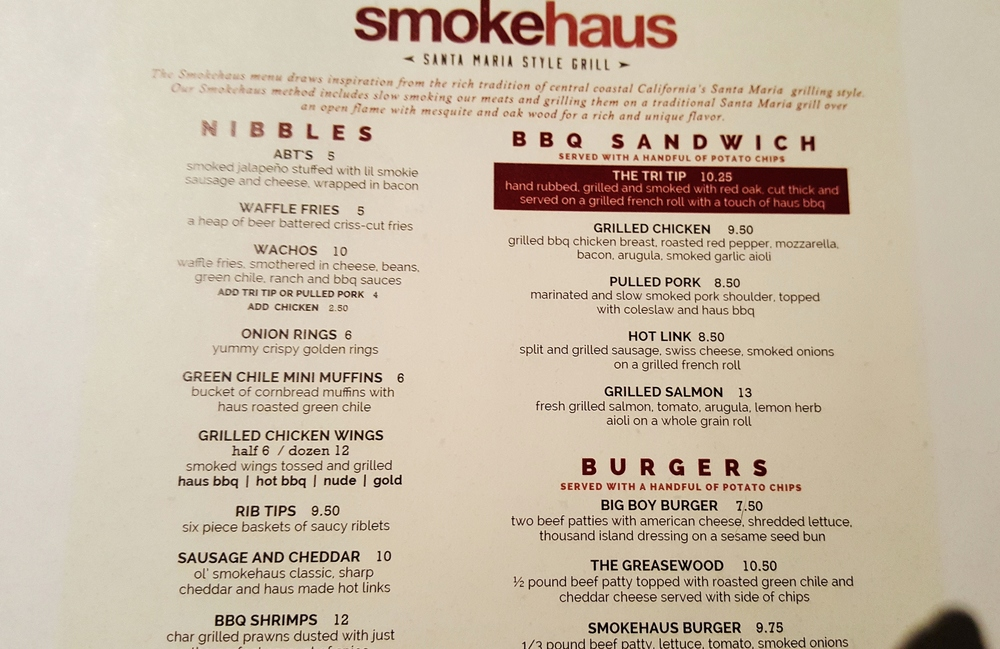smokehaus arizona