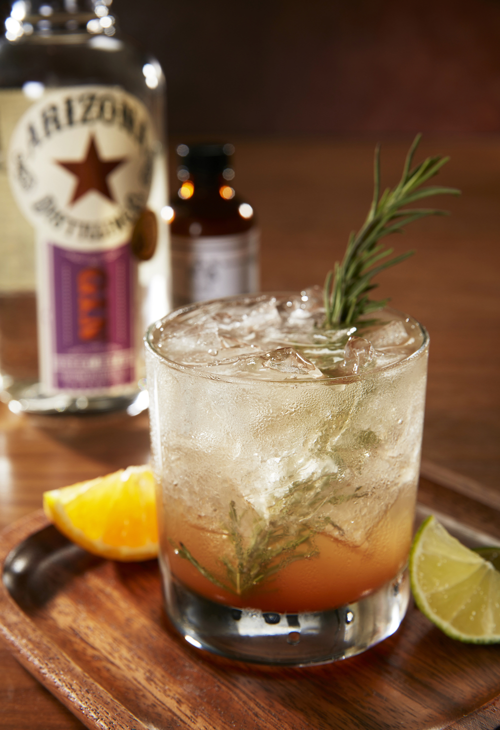 The AZGNT, a fresh take on a classic Gin & Tonic